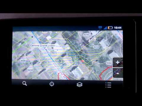 Water Utility Esri GIS Map On Android