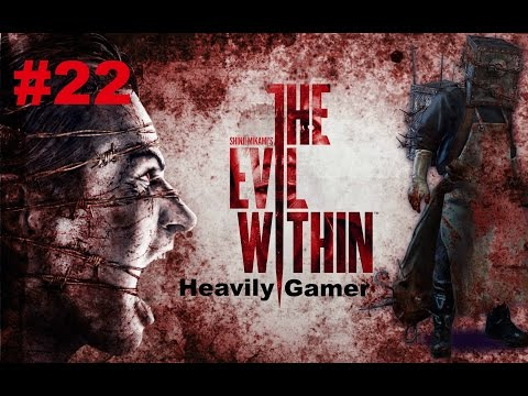 The Evil Within Gameplay Walkthrough Chapter 13-Part 1:Casualties-The Keeper Returns (Acid Traps)