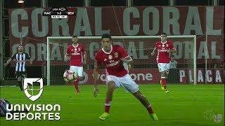 ¿Raúl Jiménez el sustituto de Mbappé en el Mónaco?