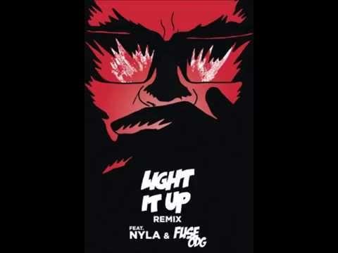 "Light it Up ""Ringtone"" - Major Lazer (Mr Beat Short Edit)"
