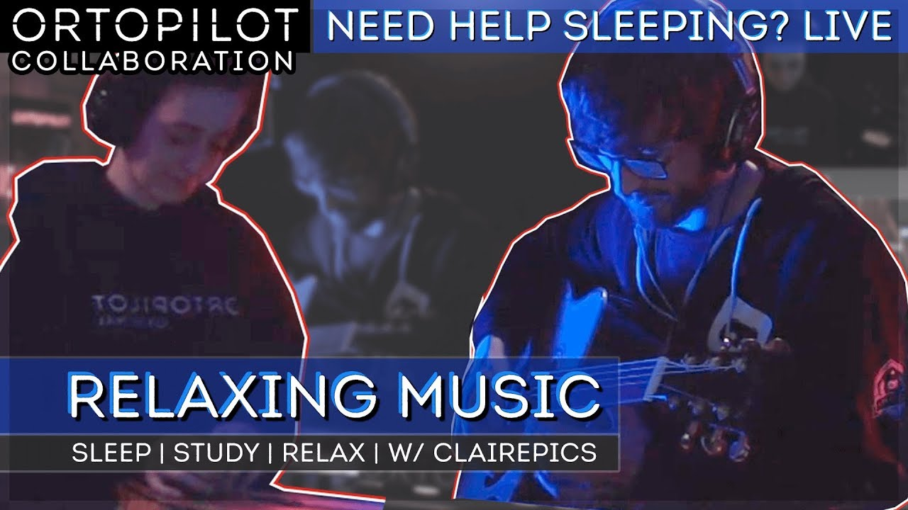 Relaxing Music ft. Clairepics | Need Help Sleeping? Live Musical ASMR