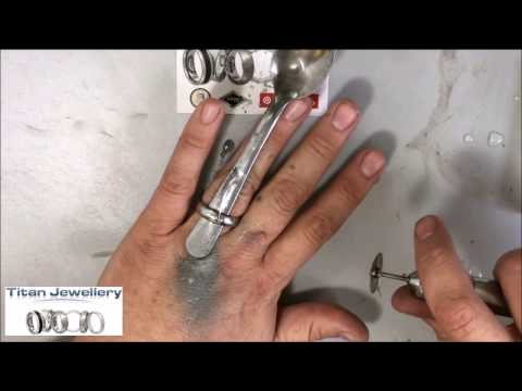How To Cut Off A Cobalt Chrome Ring