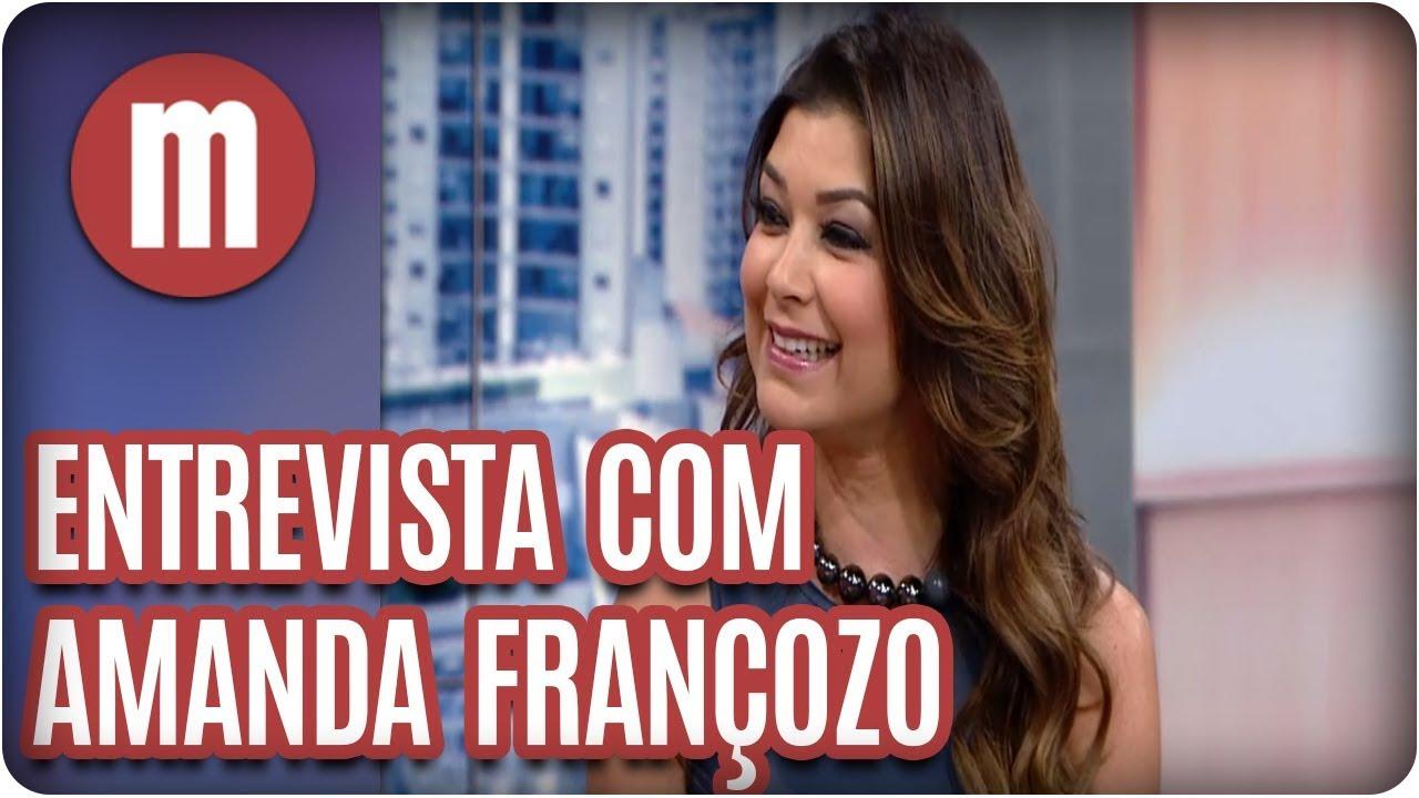 Amanda Françozo Porno entrevista com amanda françozo - mulheres (18/09/17)