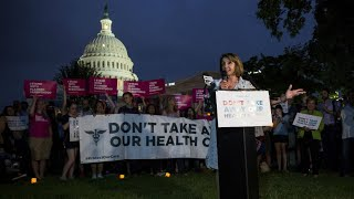 US - Senate rejects partial Obamacare repeal in shock blow to Trump