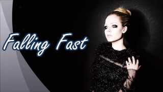 Avril Lavigne - Falling Fast [Lyrics]