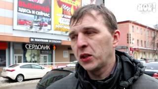 Пострадавший при продаже машины в АТЦ «Гараж» Евгений СЫЧЁВ