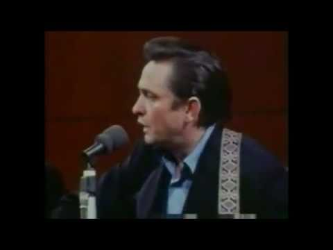 Johnny Cash - He Turned the Water into Wine - Live at San Quentin (Good sound quality)