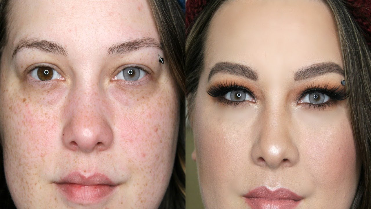 Natural Blue Contacts For Dark Brown Eyes