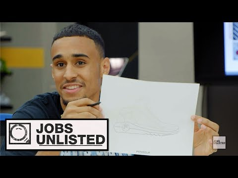 How To Be A Sneaker Designer For Nike and Jordan Brand: Jobs