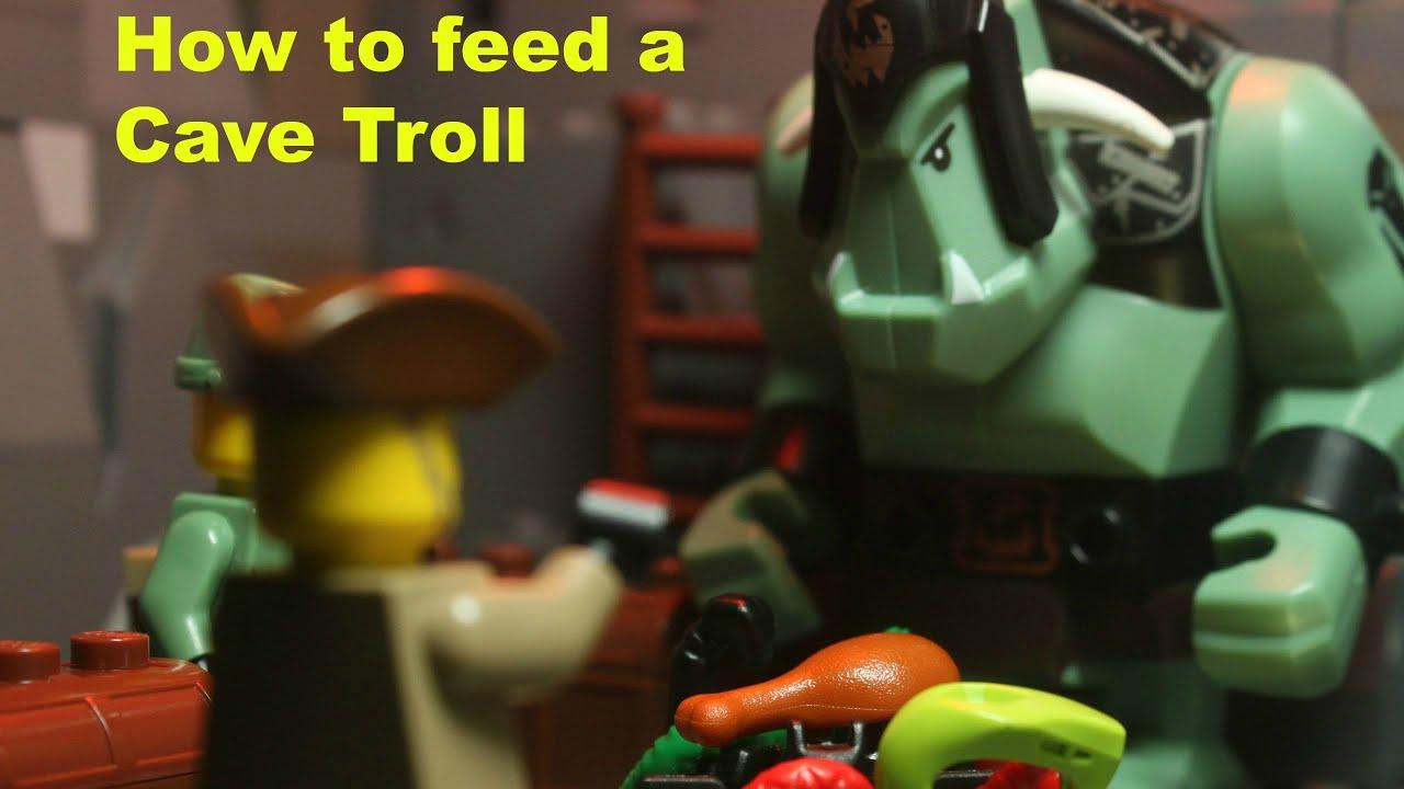 lego hulk vs lego cave troll - photo #27