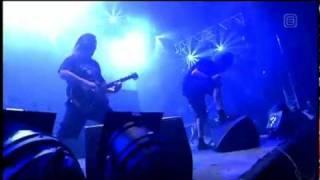 Lamb Of God - Blacken The Cursed Sun (Live Provinssirock Festival 2007)