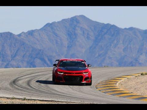 2018 ZL1 1LE At Chuckwalla Valley Raceway(CVR)CW W/ Speed Ventures (2:02.6)