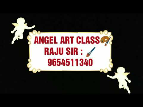 ANGEL ART CLASS 🎨 (Best Drawing Classes in Delhi Karol Bagh )
