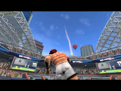 VR Tennis Online for Oculus Rift CV1