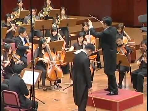 2009_05_08  VIolin Solo: Bruch Violin Concerto No.1, Op.26 mov.3