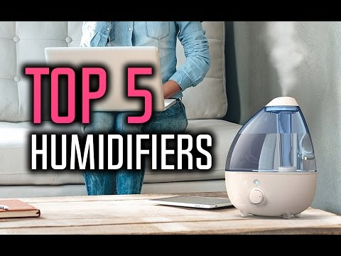 Best Humidifiers – Top 5 Humidifiers in 2017
