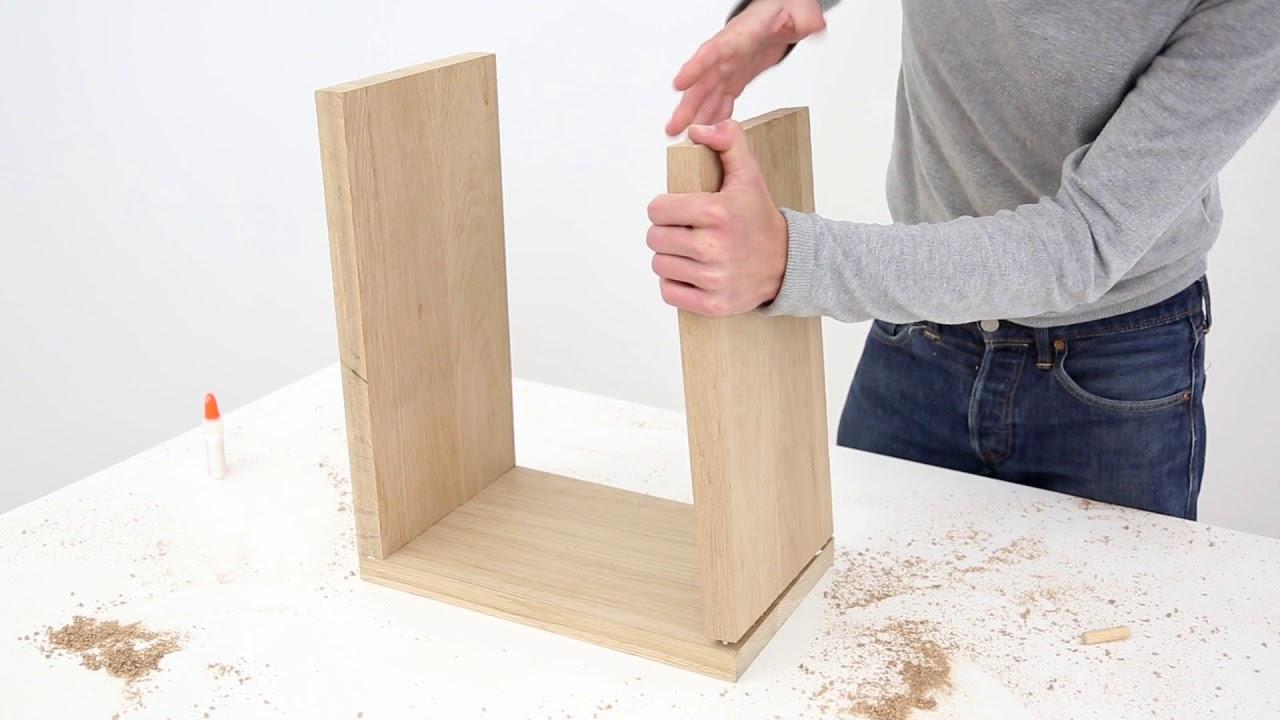 Project Tutorial Couchtisch Aus Holz Diy Anleitung