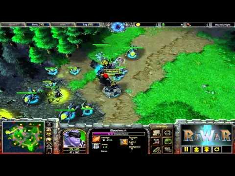 PwNu.WaN(UD) vs DKH.WarchiefRich(NE) - Game 1 - WarCraft 3 gameplay - RN876