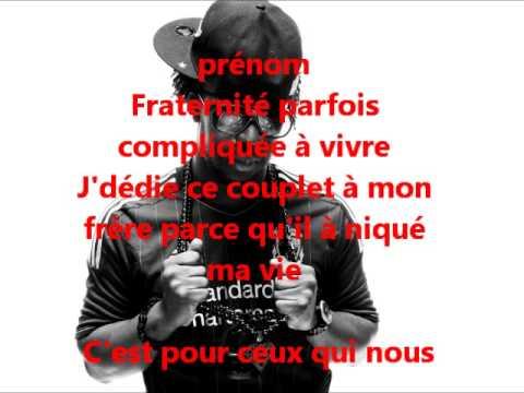 Niquer ma vie Youssoupha lyric non officielle Mp3