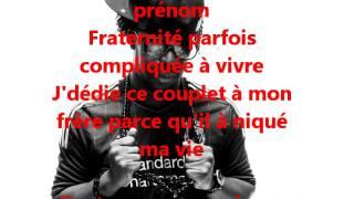 Niquer ma vie Youssoupha lyric non officielle