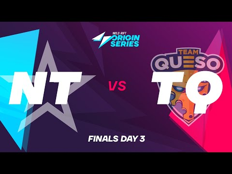 WR:OS July Cup Finals Day 3 TQ vs NT - Group A