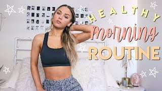 HEALTHY SPRING MORNING ROUTINE 2019 My Productive Routine