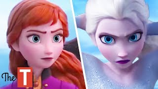 Frozen 2: Anna And Elsa Will Look Completely Different