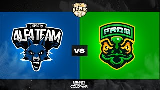 4LF4 TEAM x Royal Frog - Série A Season 1 | Call of Duty: Cold War