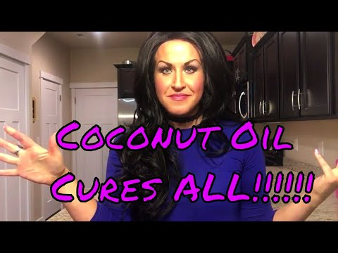 COCONUT OIL AS AN ANTI-PERSPIRANT & DEODORANT & OTHER AMAZING USES