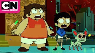 The Journey to the Underworld | Victor and Valentino | Cartoon Network