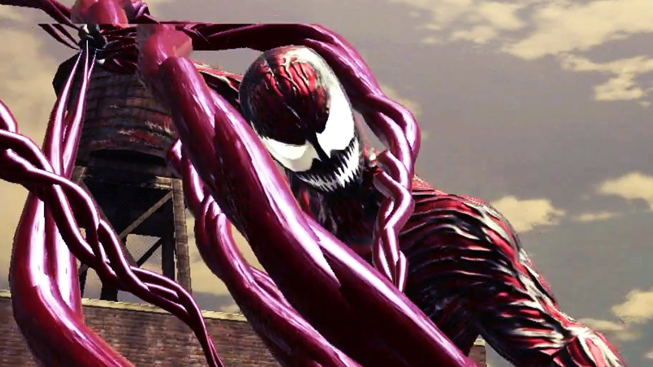 Classic Peter Carnage | Spider-Man: Web of Shadows - YouTube