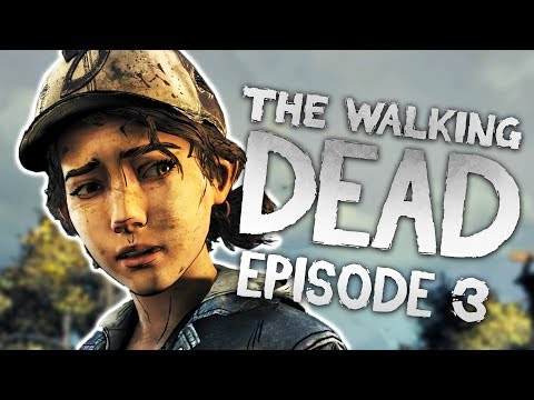 YOU DON'T HAVE THE GUTS FOR THIS | The Walking Dead The Fina