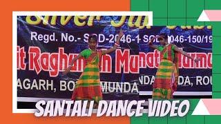 Fagun Agu Anj Nawa Nawa Khobor Santali Dance Video   Champagarh Silver Jublee   Rourkela   HD