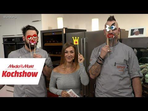 MediaMarkt Koch-Show: Smoothies, Bowls & Superfood
