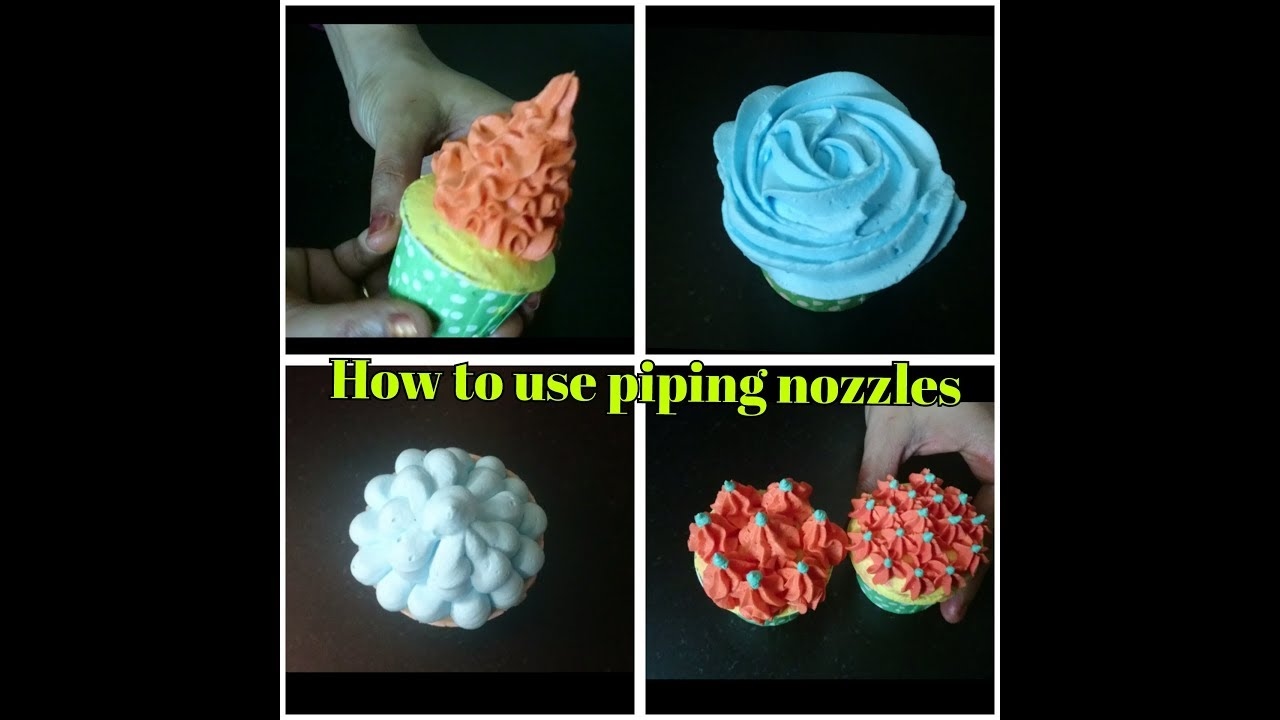 how to make a piping bag without nozzle