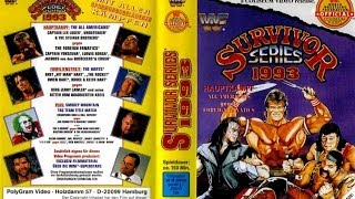 WWE Survivor Series 1993 Review