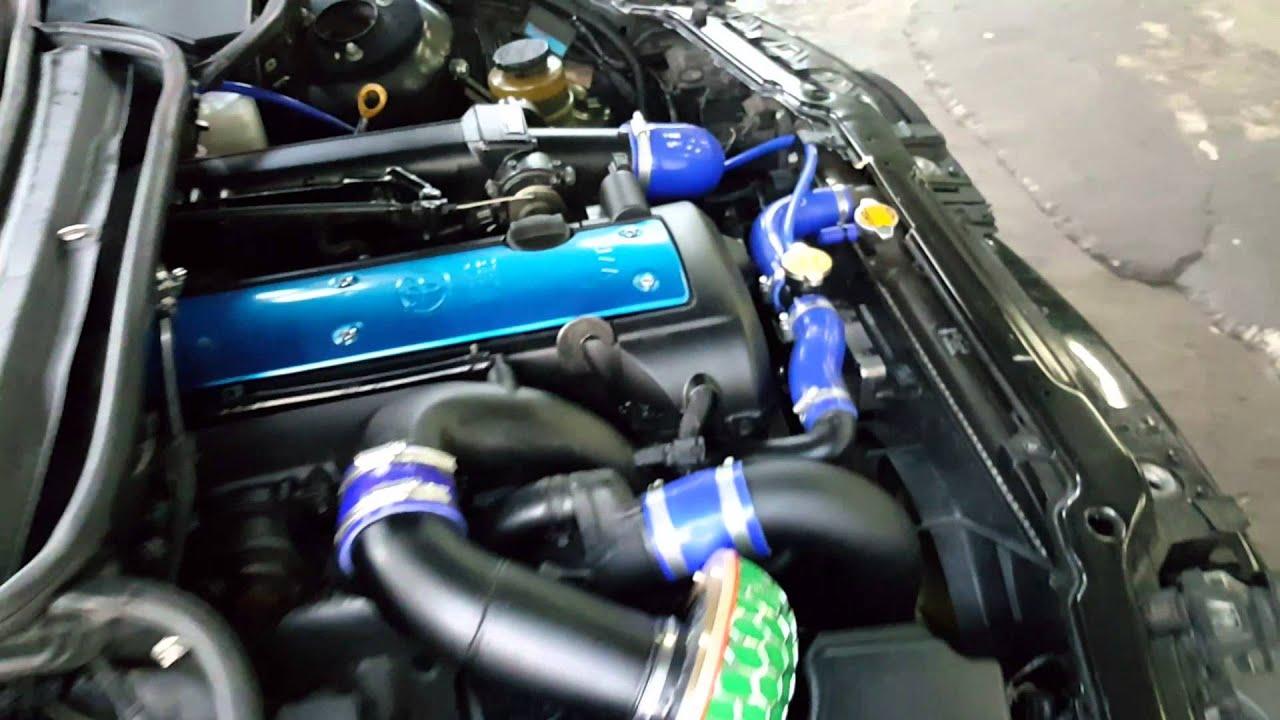 BMW modded with Toyota engine