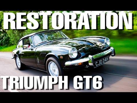 Step By Step Triumph Gt6 Mk2 Restoration Video Youtube