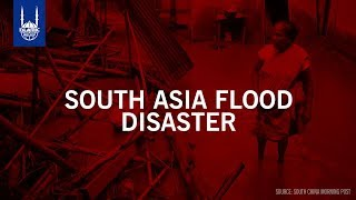 South Asia Flood Disaster - Islamic Relief USA