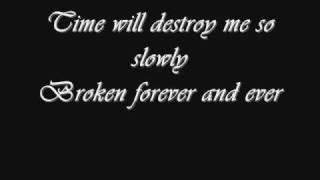 sturm und drang broken with lyrics