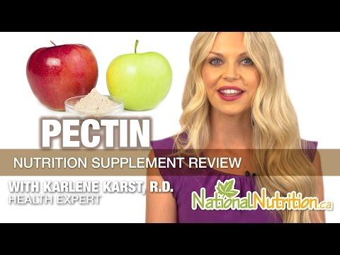 Professional Supplement Review - Pectin