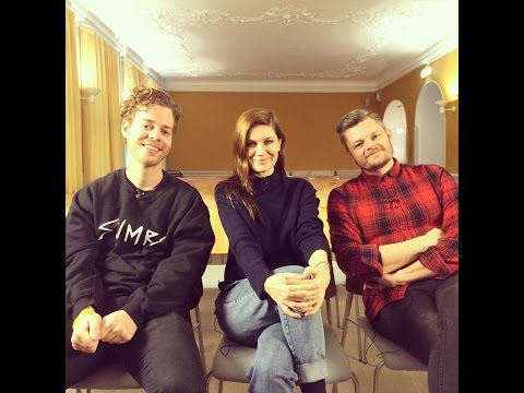 Hi-Fi Scenen Talks - Pernille Rosendahl, Søren Vestergaard and Jeff Ellis