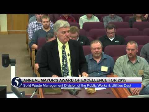 Lincoln City Council Council April 11, 2016