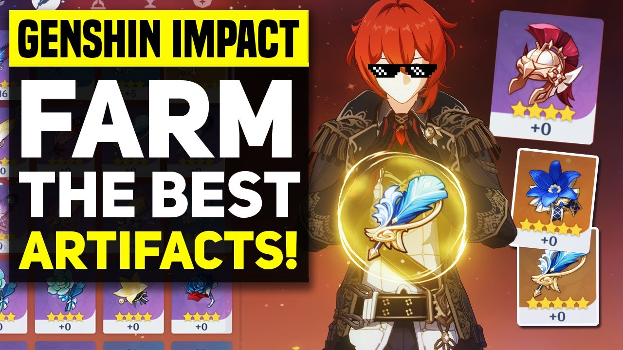 Genshin Impact Hack How To Farm Artifacts Daily Without Spending Resin News Break
