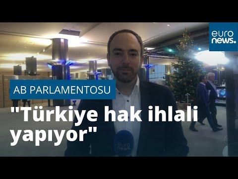 Türkiye-AB KPK Eşbaşkanı Lagodinsky: Kavala kararı Türkiye'nin hak ihlali yaptığını gösteriyo…