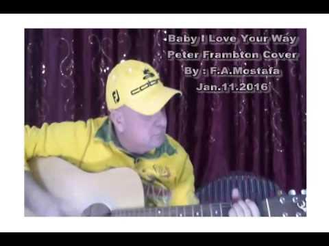 Baby i love your way peter frampton youtube