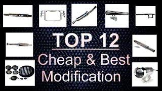 #26 TOP 12 Cheap & Best Modification Items for Royal enfield / Bullet  Guru