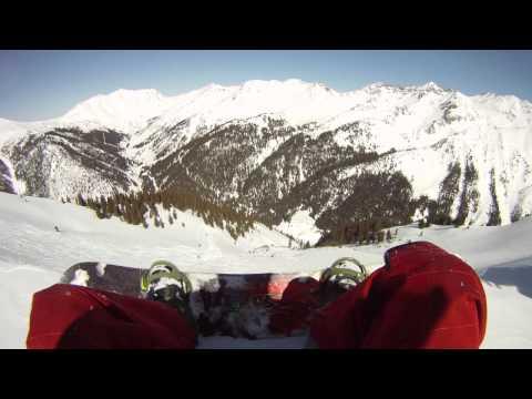 Silverton [GoPro Edit] - West Coast Trip