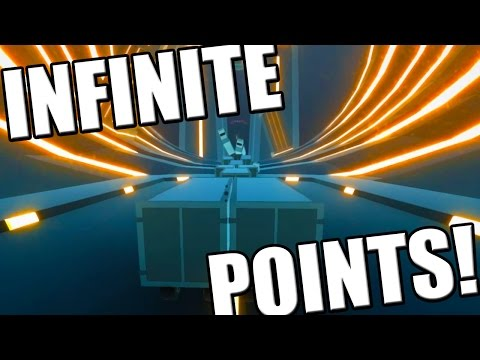 Clustertruck || Fast Infinite Style Points Grapple Trick / Cheat || Guide