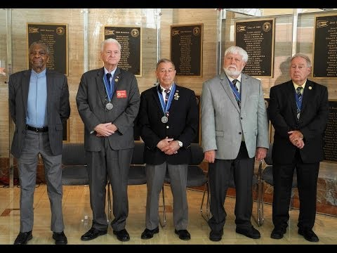 Ohio Veterans Hall of Fame Enshrinement Ceremony - 5/8/14